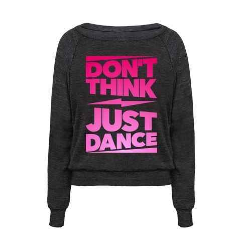 Dont Think Just Dance 40243-394triblk