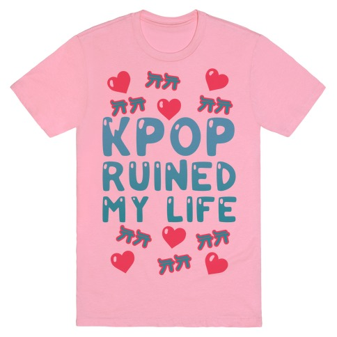 Kpop Ruined My Life 74231-2001ltp
