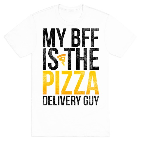 Pizza Delivery BFF