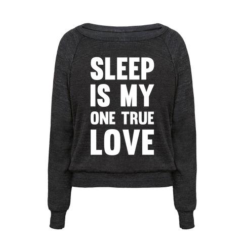 Sleep Is My One True Love 51355-394triblk