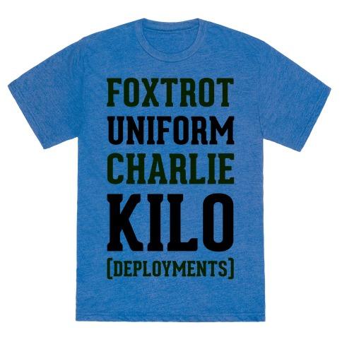 Foxtrot Uniform Charlie Kilo Bass Tab - Bloodhound