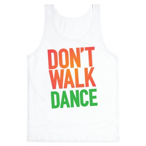 Dont Walk, Dance 25189-2408whi