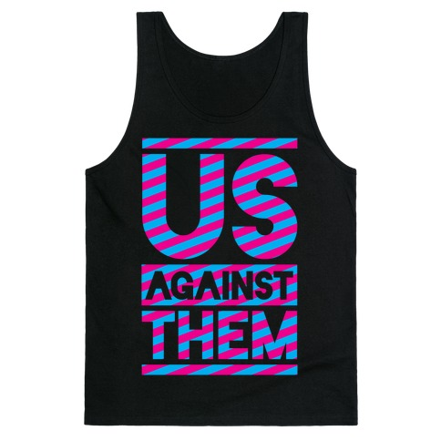 Us Against Them 25626-2408blk