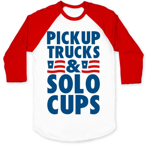 Pickup Trucks and Solo Cups 50799-bb453wr