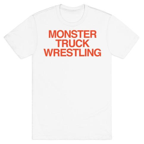Monster Truck Wrestling 21909-2001whi