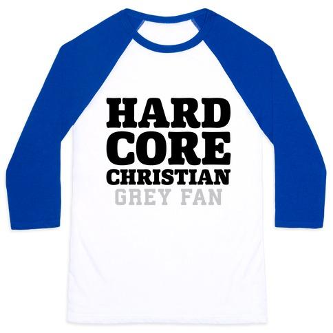 hardcore christian grey fan t shirts tank tops. Black Bedroom Furniture Sets. Home Design Ideas