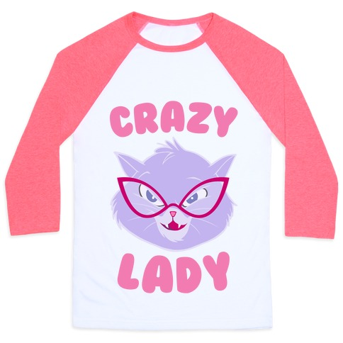 Crazy Cat Lady 41079-bb453wp