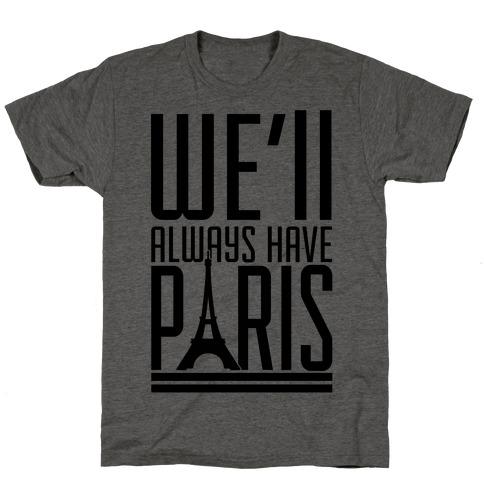 Well Always Have Paris 24718-tr401atg