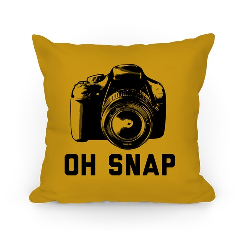 Oh Snap | Pillows and Pillow Cases | HUMAN