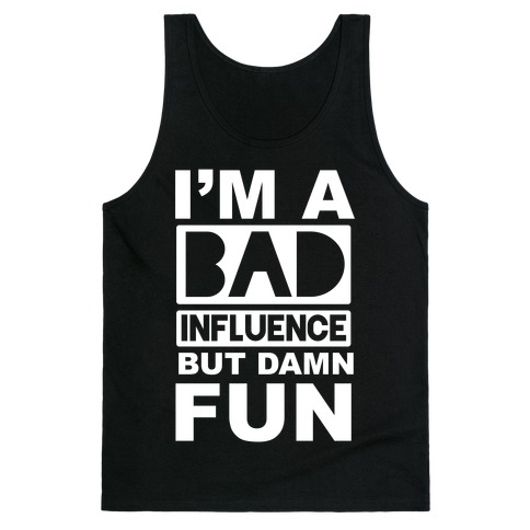 Bad Influence 20110-2408blk