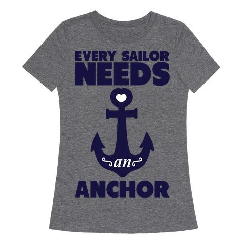 Refashion Friday Inspiration: Sailor Collar T-shirt