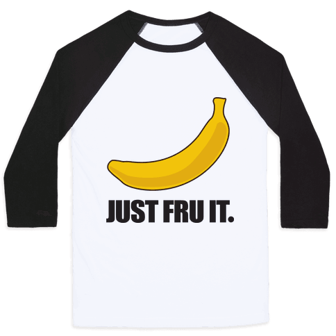 Just Fru it Baseball Tee