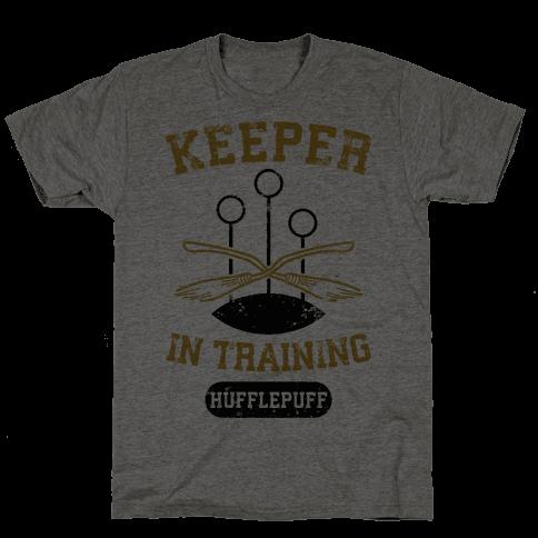 Keeper In Training (Hufflepuff)