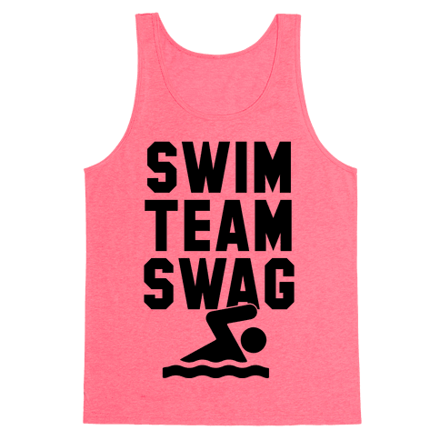 Swim Team Swag