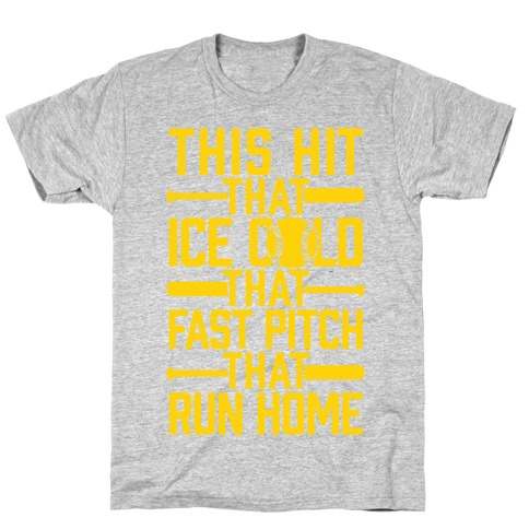 Uptown Softball T-Shirt