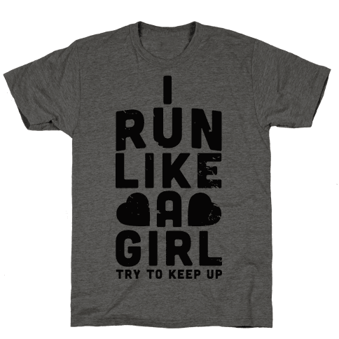 I Run Like a Girl
