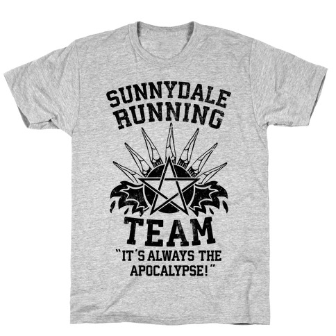 Sunnydale Running Team T-Shirt
