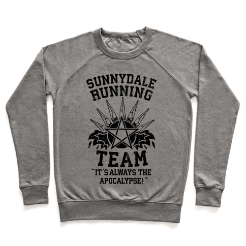 Sunnydale Running Team Pullover
