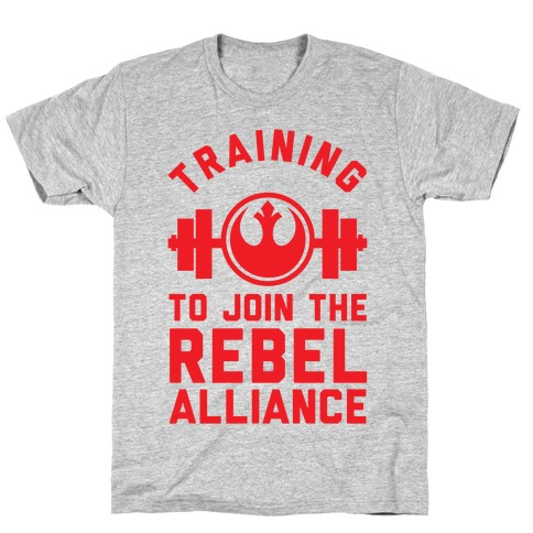 Training To Join The Rebel Alliance T-Shirt