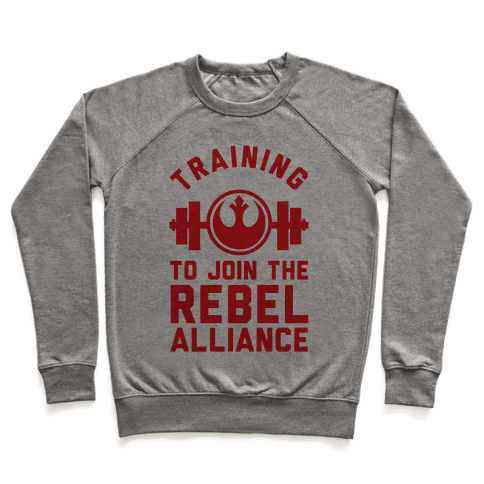 Training To Join The Rebel Alliance Pullover