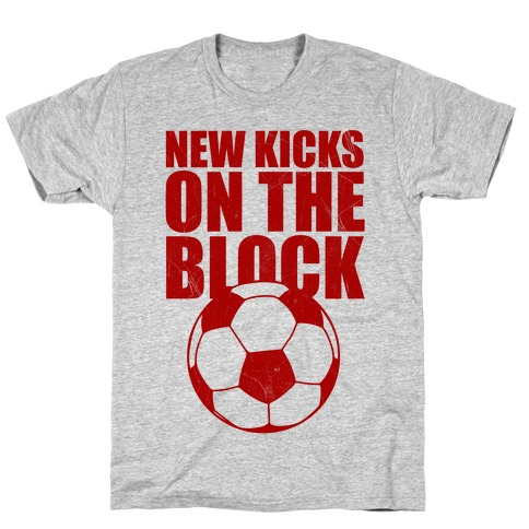 New Kicks On The Block T-Shirt