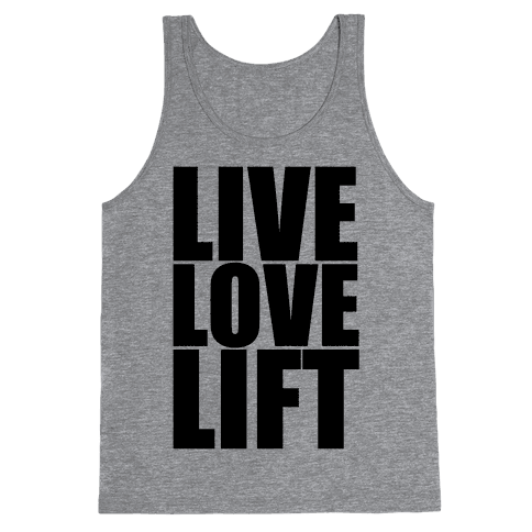 LIVE LOVE LIFT (black font)