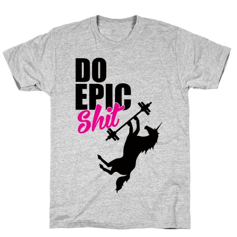 Epic Workout T-Shirt
