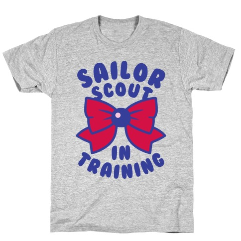 Sailor Scout In Training (Mars) T-Shirt