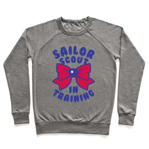 Sailor Scout In Training (Mars) Pullover