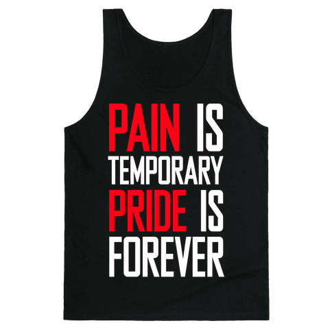 Pain Is Temparory