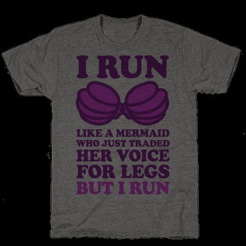 I Run Like A Mermaid