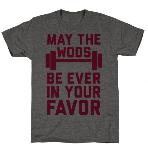 May The WODs Be Ever In Your Favor