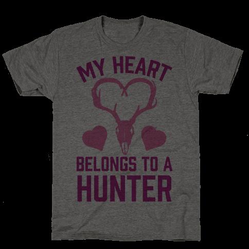 My Heart Belongs To A Hunter