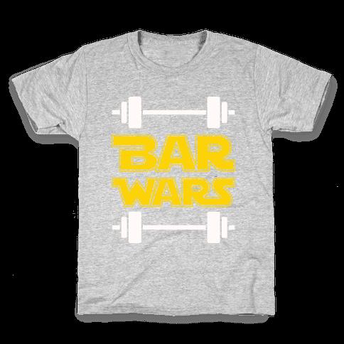 Bar Wars Kids T-Shirt