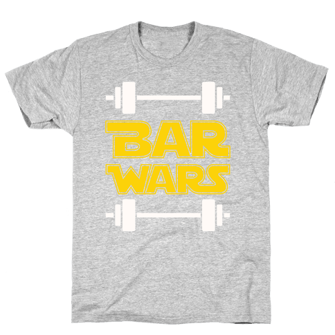 Bar Wars Mens T-Shirt