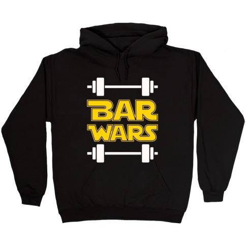 Bar Wars Hooded Sweatshirt