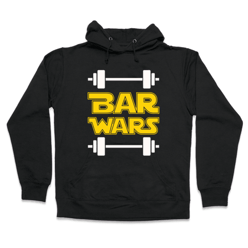 Bar Wars Hooded Sweatshirt