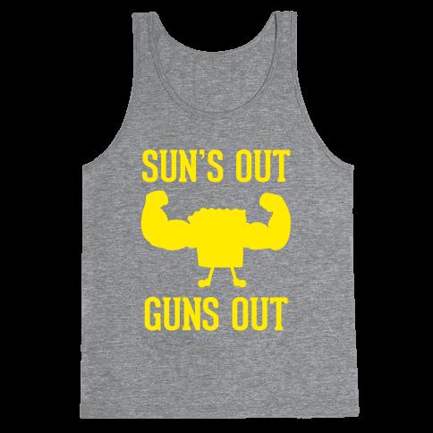 Sun's Out Guns Out Tank Top