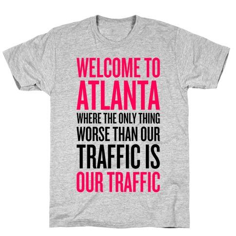 Atlanta Traffic T-Shirt