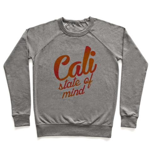 Cali State of Mind Pullover