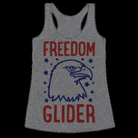 Freedom Glider Racerback Tank Top