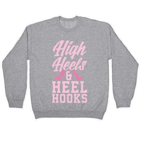High Heels & Heel Hooks Pullover