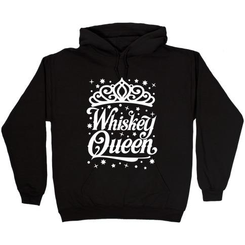 Whiskey Queen Hooded Sweatshirt