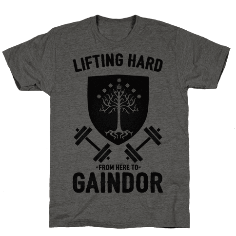 Lifting Hard From Here to Gaindor