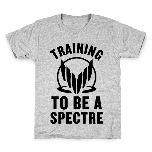 Training To Be A Spectre Kids T-Shirt