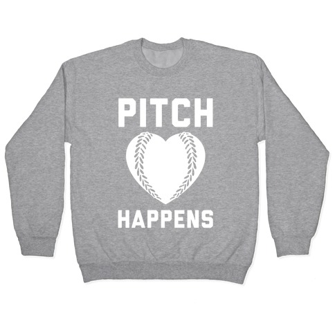Pitch Happens Pullover