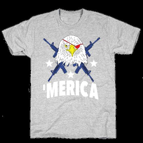 Bad Ass Bald Eagle