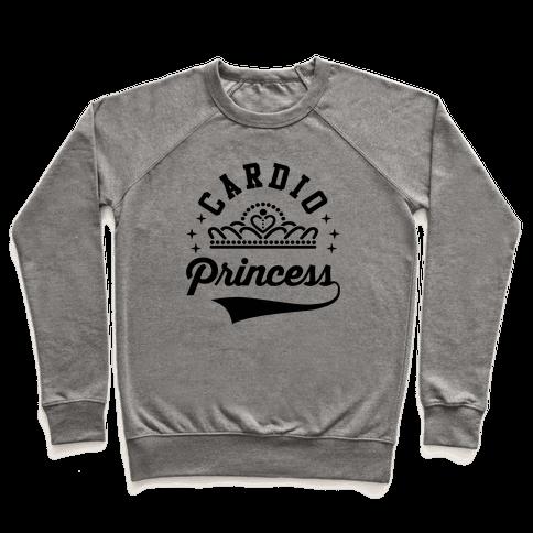 Cardio Princess Pullover