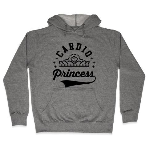 Cardio Princess Hooded Sweatshirt