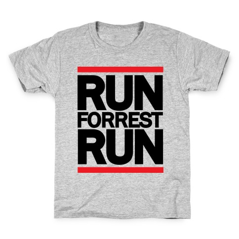 Run Forrest Run Kids T-Shirt